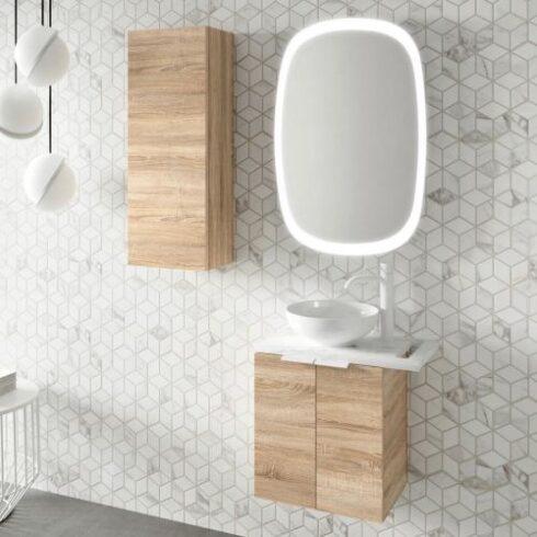 Mueble baño pequeño Piccoli