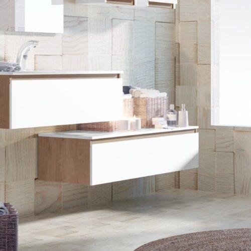 Mueble bajo lavabo AQUA