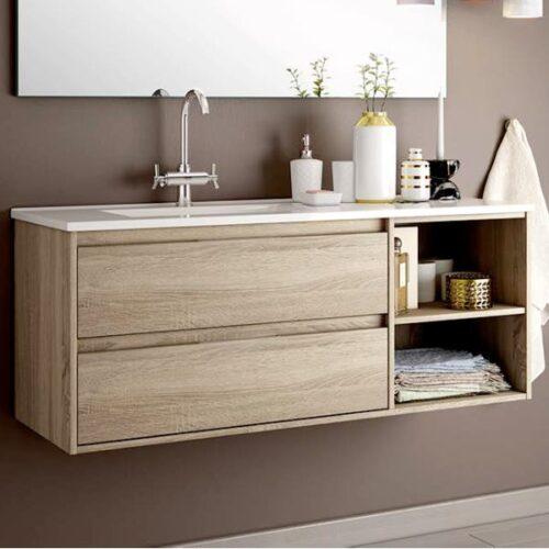 Mueble de Baño Mileto Roble
