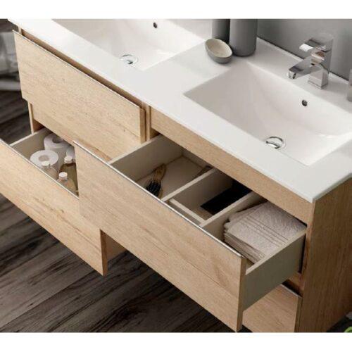 Mueble de baño 120 Mikonos