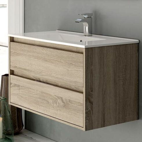 Mueble de baño Corfu Roble