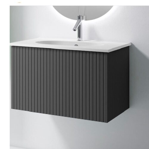 Mueble de baño Barivi Gris