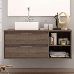 Mueble de Baño 120 creta