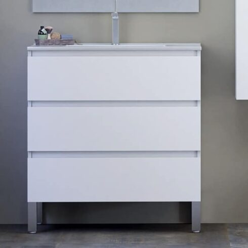 Muebles de baño baratos kloe 3c