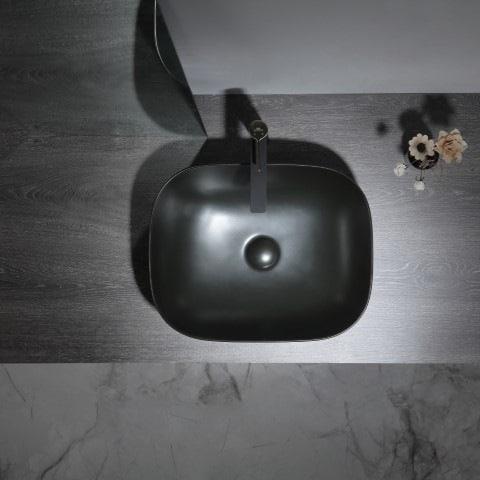 lavabos negros Blacky