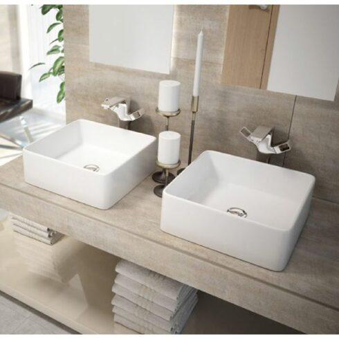 lavabo sobre encimera Anubis