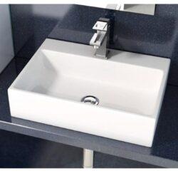 lavabo sobre encimera leo