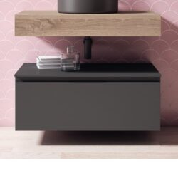 Mueble bajo lavabo Violeta