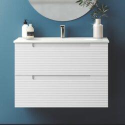 Mueble de Baño moderno Kyoto Blanco