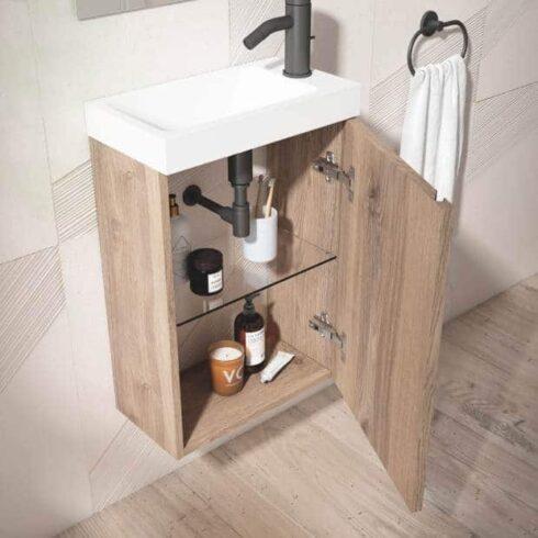 Muebles de baño pequeños LAGOS