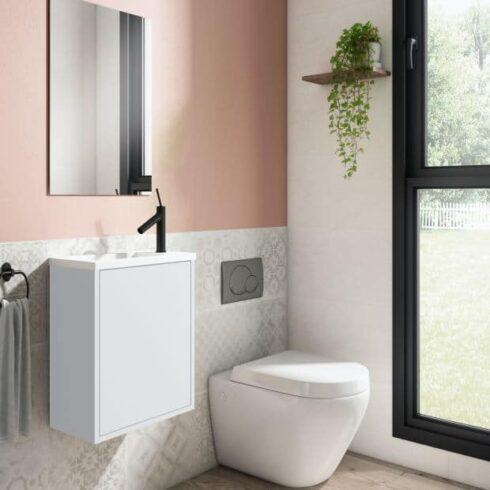 Mueble de baño pequeño MINILOFT COL