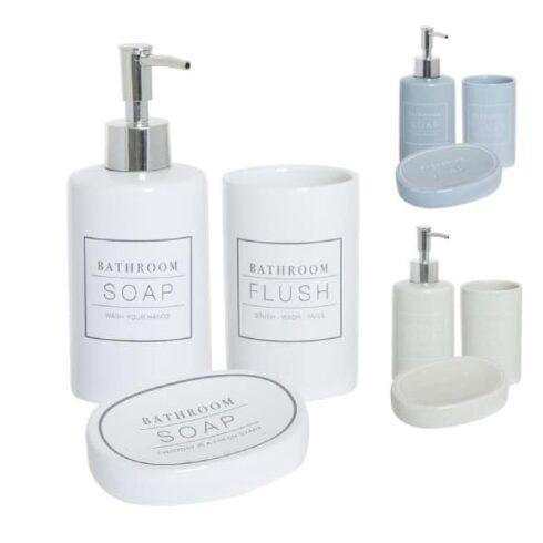 set de baño essentials