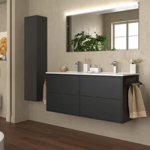 muebles de bano dobles optimus GR