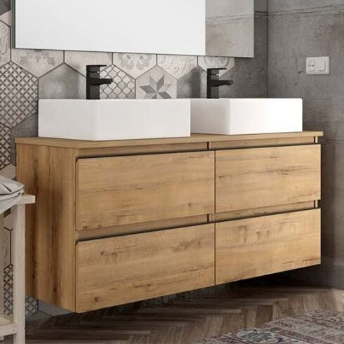 Muebles para baño black inglet 120