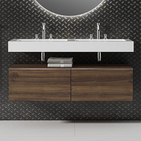 Mueble bajo lavabo ELEMENT