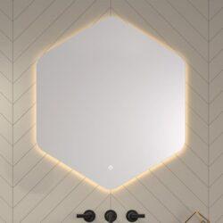 espejos de baño con luz azores