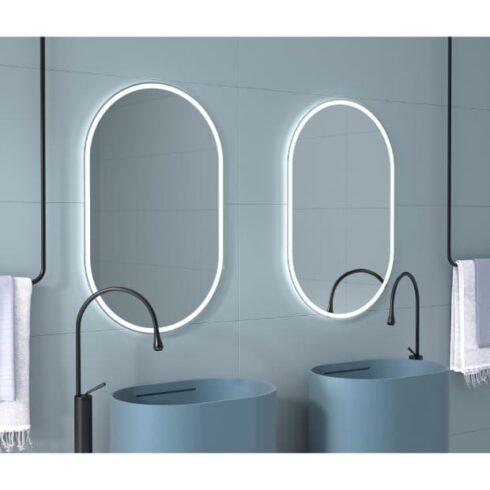 Espejos de Baño con Luz Luzon