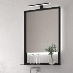 Espejos de baño margarita