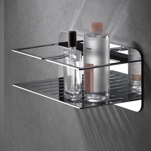estantes de baño iman crom